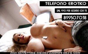 Il Sesso al Telefono 899319905